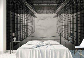 I-I And Clouds Fototapeta
