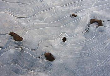 Ice Structures Fototapeta