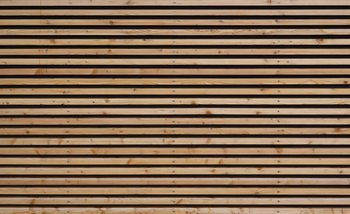 Lames de bois Fototapeta