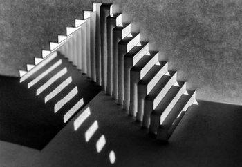 Lines And Shadows Fototapeta