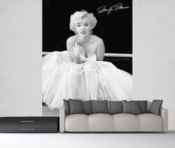 Marilyn Monroe - White Dress Fototapeta