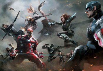 Marvel Avengers (10903) Fototapeta