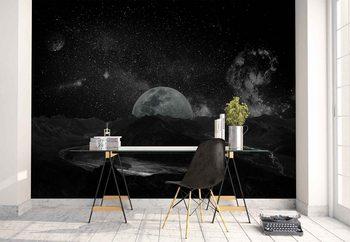 Moonscape Fototapeta