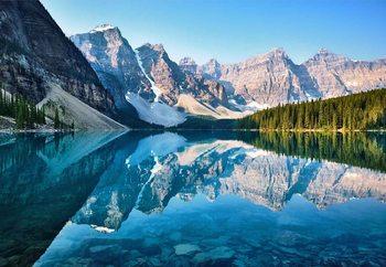 Mountain Mirror Fototapeta