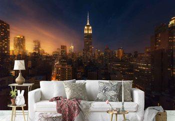 Nyc Empire State Building Fototapeta