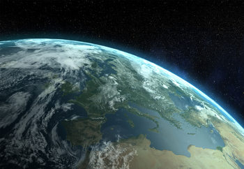 Planet Earth Fototapeta