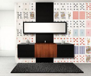 Playing Cards Fototapeta
