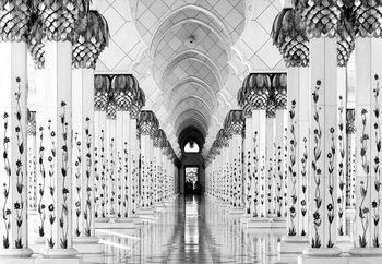 Sheik Zayed Mosque Fototapeta