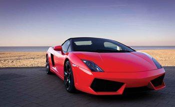 Sportscar Fototapeta