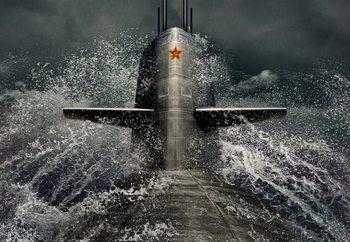 Submarine Fototapeta