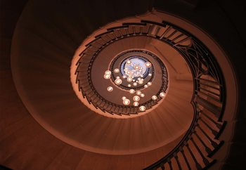 The Brewer Staircase Fototapeta