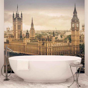 The View Of London Fototapeta
