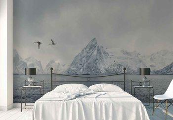 Arctic Flight Fototapete