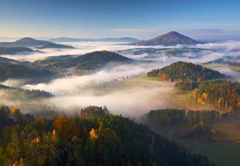 Autumn Fairytale Fototapete
