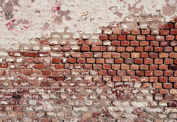 Beautiful Brick Fototapete