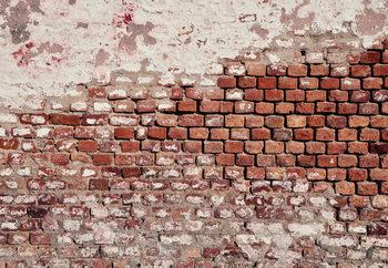 Beautiful Brick Fototapete