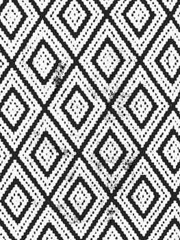 Boho Pattern Fototapete