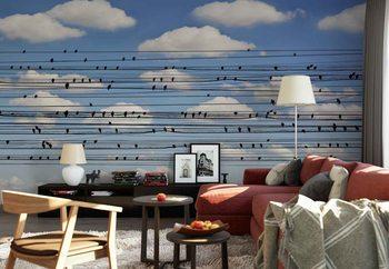 Cantus Arcticus, Concerto For Birds Fototapete
