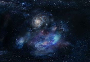 Cosmos Fototapete