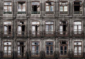 Decay Fototapete