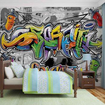 Graffiti Street Art Fototapete