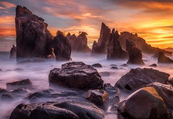 Heaven Of Rocks Fototapete