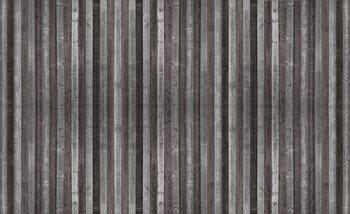 Holzplanken Textur Fototapete