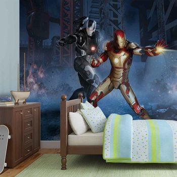 Iron Man Marvel Avengers Fototapete
