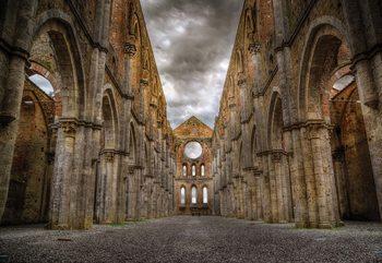 Magical Architecture Fototapete
