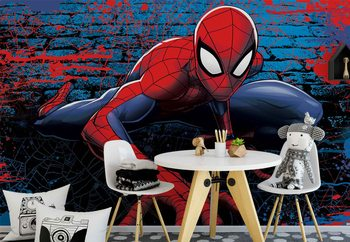 Marvel Spiderman (10587) Fototapete