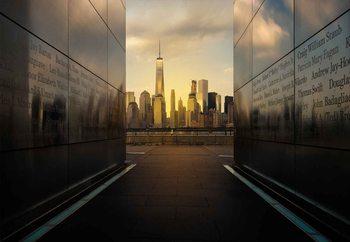 Memorial Fototapete