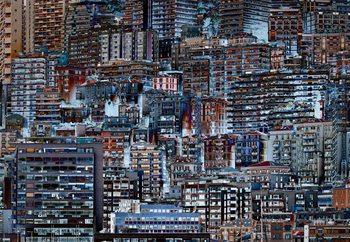 Metropolis Fototapete