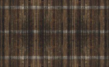 Muster Holz Fototapete