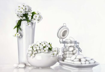 Porcelain Fototapete