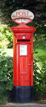 POSTBOX Tapete