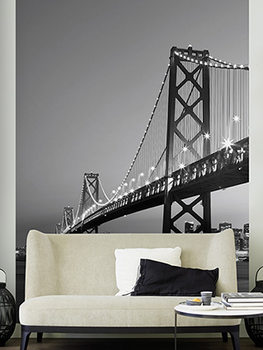 SAN FRANCISCO - skyline Fototapete