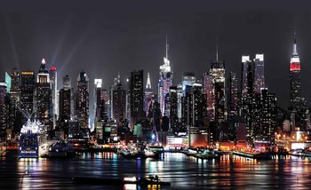 Stadt New York City  Fototapete