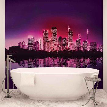 Stadt New York Skyline Fototapete
