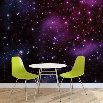 Sterne Kosmos Universum Fototapete