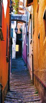 Straße in Italien Fototapete