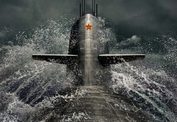 Submarine Fototapete