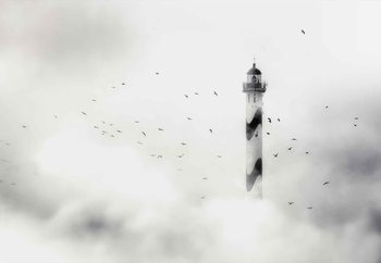 The Fog Fototapete