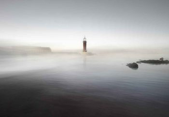 The Lighthouse Of Nowhere Fototapete