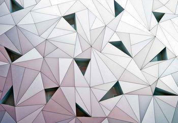 Triangulation Fototapete