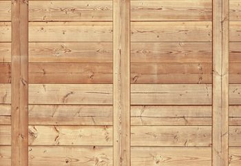 Wood Plank Texture Fototapete