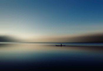 Alone In Somewhere Fototapet