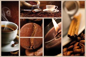 Coffee Cafe Fototapet