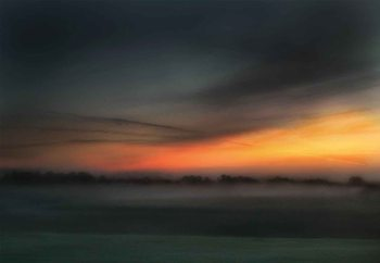 Dawn'S Golden Hour Fototapet