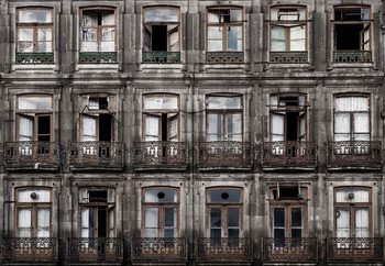 Decay Fototapet