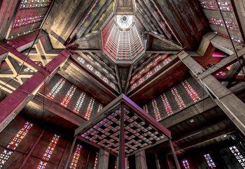 Eglise Saint Joseph Fototapet